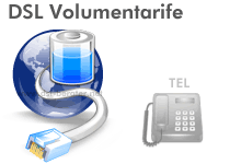 DSL Volumentarife